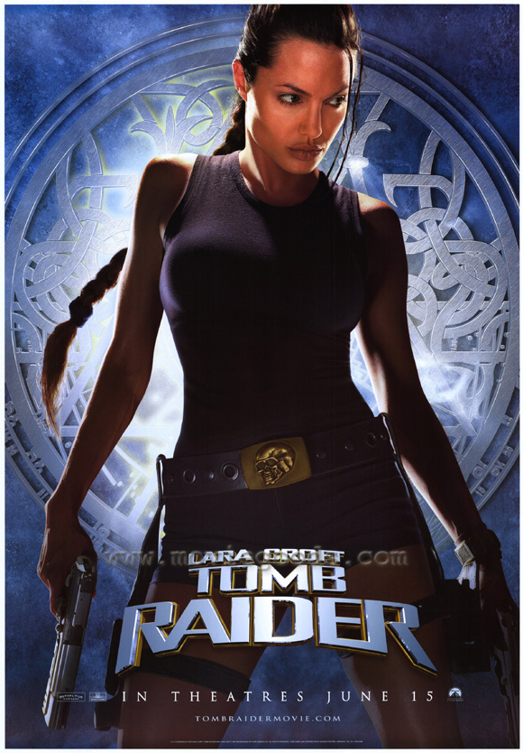 古墓奇兵 不死傳奇 Lara Croft Tomb Raider Legend